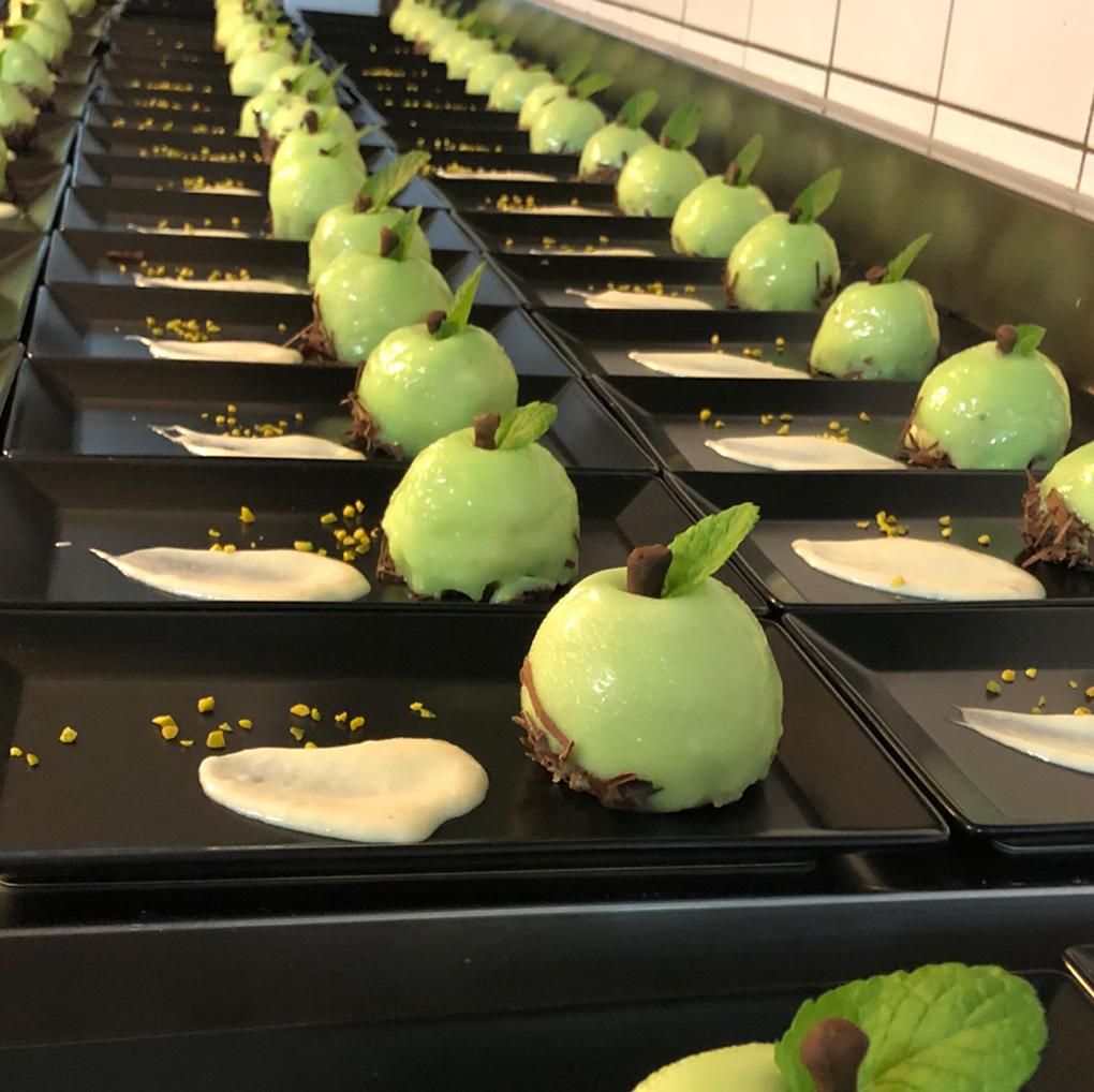 Apfeldessert