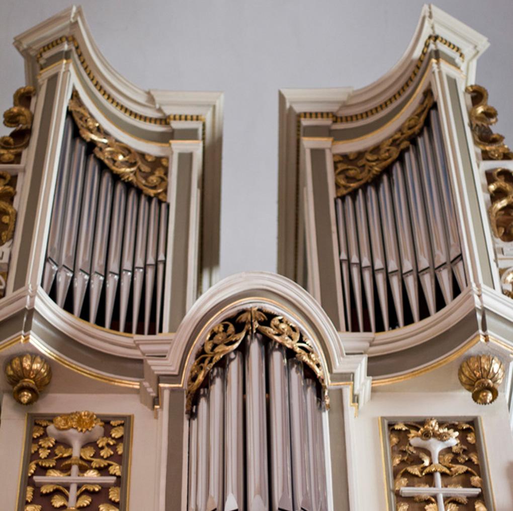 Schlosskirche Orgel