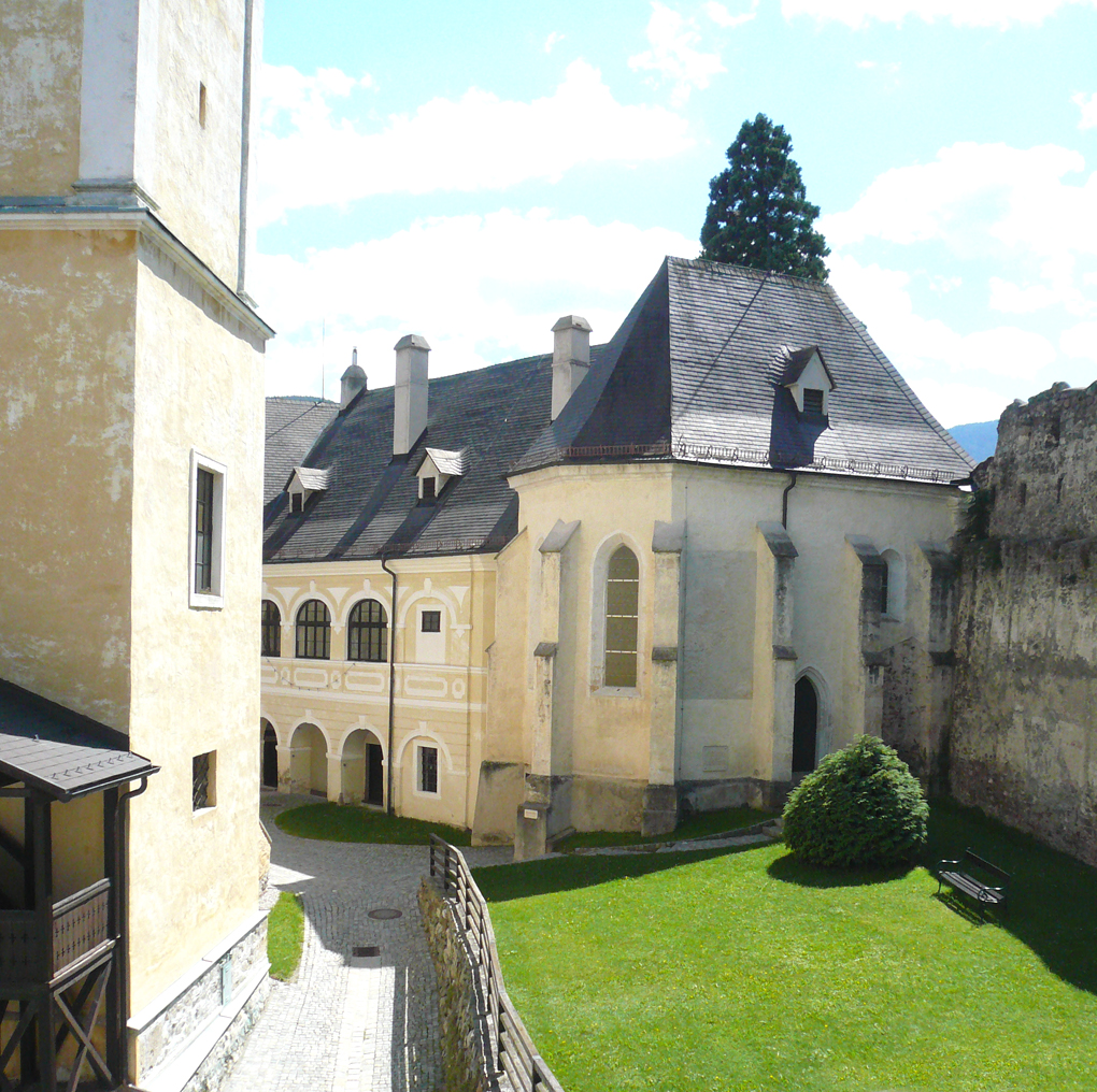 Michaelskapelle außen