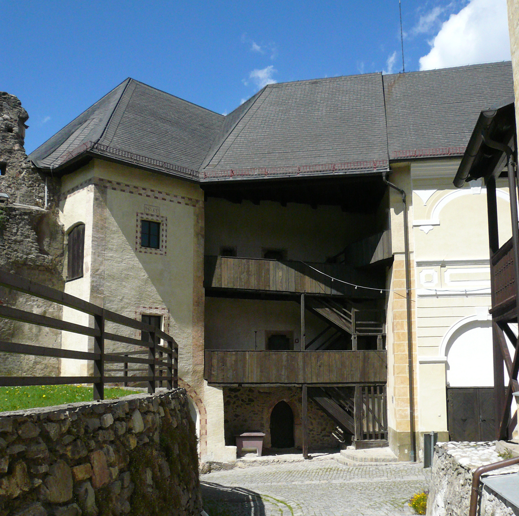 Treppe Wehrturm